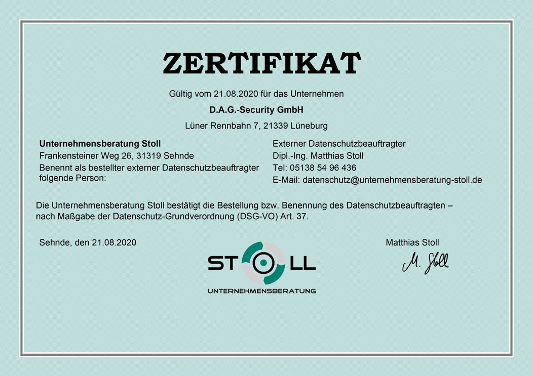 Microsoft Word   Zertifikat DSB